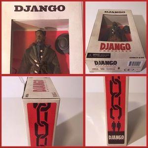 DJANGO UNCHAINED NECA Action Figure NEW Sealed
